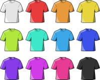рубашки t Стоковое Изображение