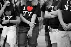 рубашки t york города новые Стоковые Фотографии RF