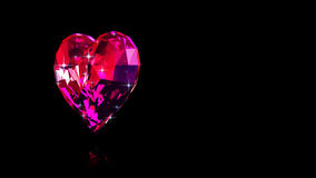 Рубиновый закручивать сердца акции видеоматериалы