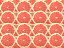 Рубиновый красный грейпфрут стоковые изображения rf