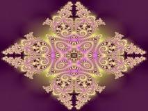 Рубиновый младенец Стоковое Изображение