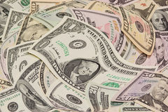 5000 рублевок картины дег счетов предпосылки Стоковые Изображения