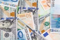 5000 рублевок картины дег счетов предпосылки Стоковое Изображение