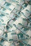 100 рублей банкноты Стоковое фото RF
