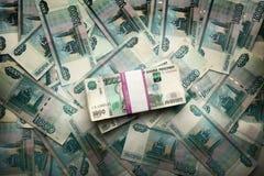 100 рублей банкноты Стоковая Фотография RF