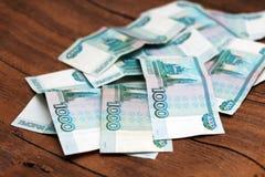 100 рублей банкноты Стоковые Изображения RF