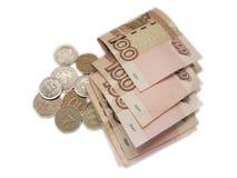 100 рублей Стоковые Изображения RF