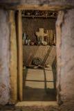 другая дверь к миру Стоковое Изображение RF