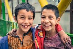 2 друз в Афганистане Стоковое фото RF