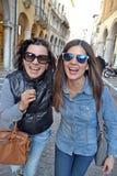 2 друз женщины Стоковые Фотографии RF