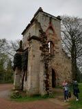 руина Веймар Германия стоковое изображение rf