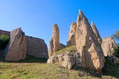 руина замока стоковые фото