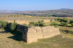 руина замока стоковое фото rf