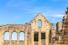 руина замока Стоковые Изображения RF