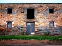 руина Стоковые Фото