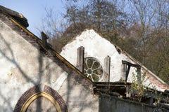 руина Стоковая Фотография RF