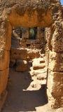 руина Стоковые Фотографии RF