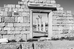 руина Стоковое Изображение RF