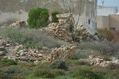 руина Стоковые Изображения RF