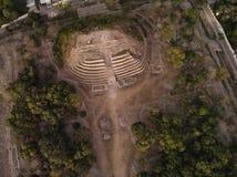 Руина itza Chichen майяская стоковая фотография rf