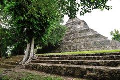 Руина itza Chichen майяская Стоковое Фото