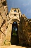 Руины аббатства Стоковая Фотография RF