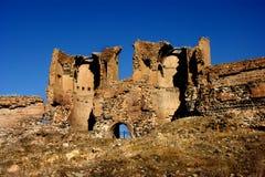 Руины ани Стоковые Изображения