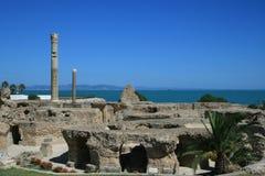 Руины ванн 2 Antonine Стоковые Изображения RF
