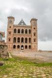 Руины дворца ферзей в Антананариву Madagasgar Стоковое Изображение