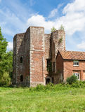 Руины дворца Otford, Кента, Англии, Великобритании Стоковые Фотографии RF