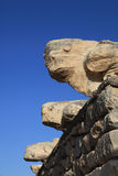 Руины в Ephesus Стоковые Изображения RF