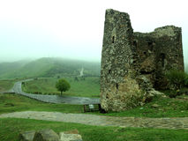 Руины в Georgia Стоковые Фото