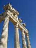 руины Греции Стоковая Фотография RF