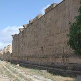 Руины древних народов в Cirene Стоковая Фотография