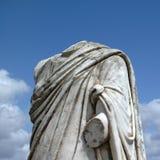 Руины древних народов в Cirene Стоковые Фото