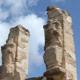 Руины древних народов в Cirene Стоковые Фотографии RF
