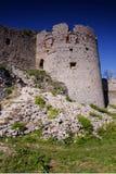 Руины замка (2) Стоковые Изображения RF