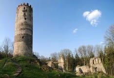 Руины замка Стоковое Фото