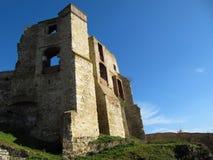 Руины замка Boskovice, чехии стоковые изображения rf