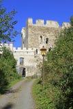 Руины замка Kirchschlag стоковые фотографии rf