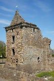 Руины замка St Andrew Стоковые Фото