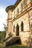 руины замока Стоковое Изображение