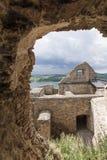 руины замока Стоковые Изображения