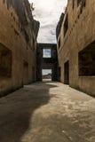 Руины здания Kenongo Стоковое Фото