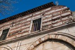 Руины исторического здания Стоковая Фотография RF
