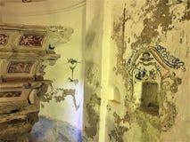 Руины, история и искусство стоковые изображения rf