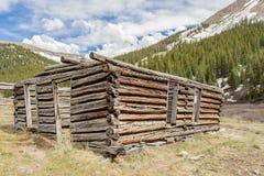 Руины кабины независимости стоковое изображение