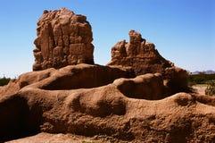 руины Кас большие Стоковая Фотография RF