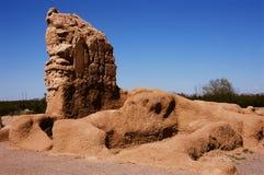 руины Кас большие Стоковое фото RF