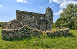 Руины католической церкви Стоковое Фото